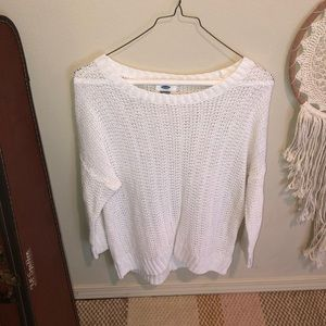 Oldnavy knitted long sleeve top